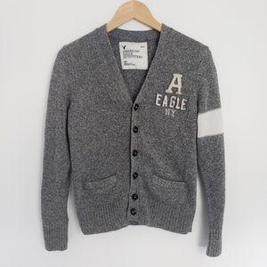 American Eagle Retro Style Varsity Sweater Size S
